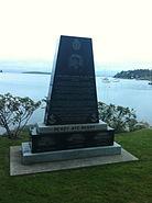 Desmond Piers Monument Chester Nova Scotia