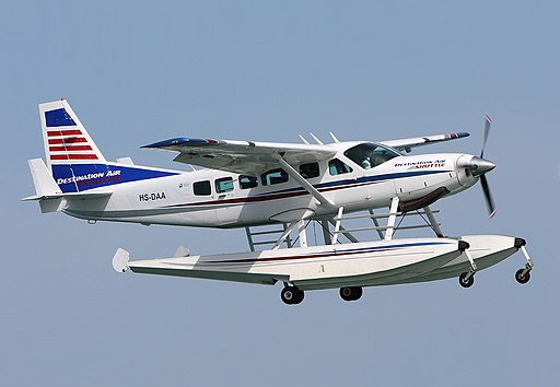 Destination Air Shuttle Cessna 208 Caravan I