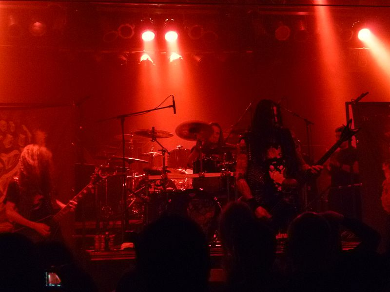 Destruction live 2011