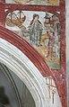Detail uit de legende van de Heilige Genoveva van Parijs in de zuidelijke transeptarm van de Sint-Genovevakerk van Zepperen - 375877 - onroerenderfgoed.jpg