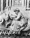 details van de preekstoel - amsterdam - 20012358 - rce