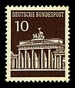 Deutsche Bundespost - Brandenburger Tor - 10 Pf.jpg