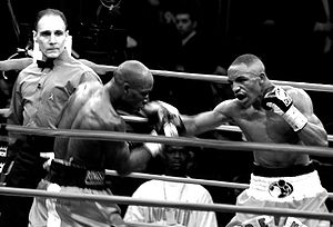Devon Alexander - Alexander (right) vs. Corley, 2008