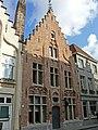 """Diephuis """"In de gouden draecke"""", Eekhoutstraat 5, Brugge.JPG"""