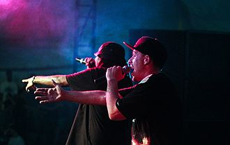 Dilated Peoples - Dilated Peoples performing in Brasil in 2010