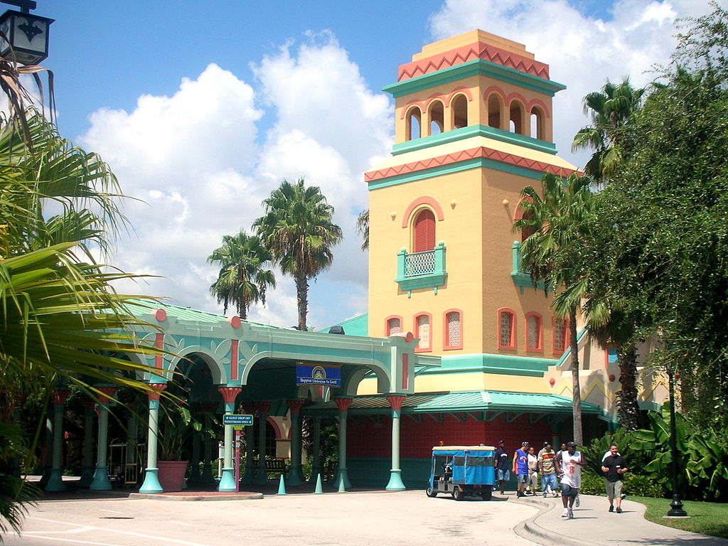 Disney Caribbean Beach Resort Photos