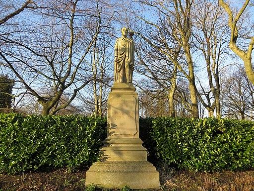 Disraeli Statue, Bolton