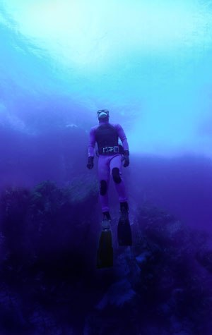 Freediving blackout - Latent hypoxia hits on ascent
