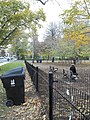 Dogpark between Richmond and Adelaide, on Trinity, 2014 11 05 (4) (15534009978).jpg