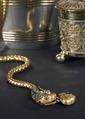 """Dokumentation, utställningen """"Silver och smycken till vardag och fest"""" år 2006 - Hallwylska museet - 85810.tif"""