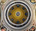 Dome Cappella Chigi, Santa Maria del Popolo (Rome).jpg