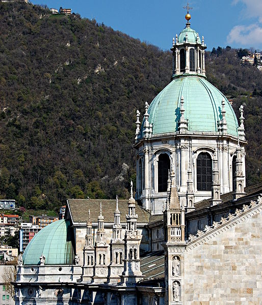 File:Dome of Cathedral, Como.jpg
