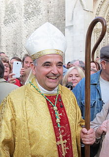 French Roman Catholic bishop