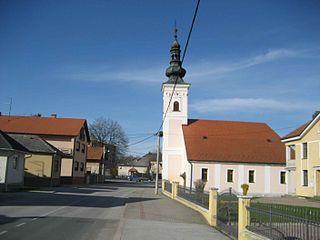 Donji Kraljevec Municipality in Međimurje, Croatia
