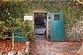 Doorway into the sub-tropical garden, Tregenna Estate - geograph.org.uk - 1551928.jpg