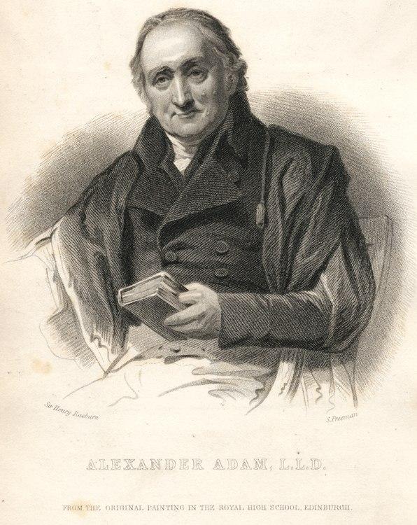 Dr Alexander Adam