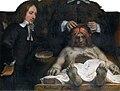 Dr Deijman's Anatomy Lesson (fragment), by Rembrandt.jpg