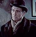 Dracula (1958) trailer - Peter Cushing (cropped).jpg