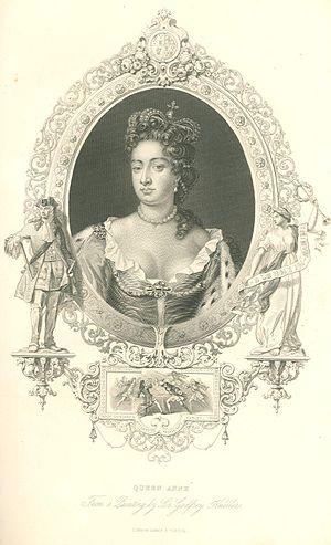 English: Queen Anne