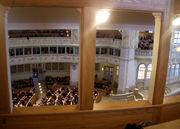Kebaktian di Frauenkirche