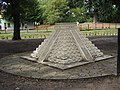 Drezdenko - miniatura świątyni Kukulkana w Parku Kultur Świata - panoramio.jpg
