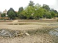 Dried up River Wharfe, Wetherby (9th July 2018) 004.jpg