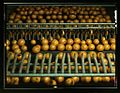 Drying oranges at a co-op orange packing plant, Redlands1a34769v.jpg