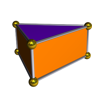 Triangular bipyramid - Image: Dual triangular dipyramid