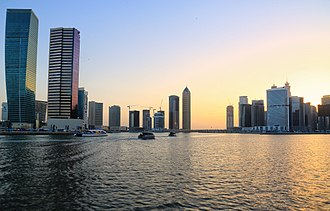 Dubai - View of Business Bay