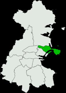 Dublin North-East (Dáil constituency) former Dáil Éireann constituency (1981-2016)