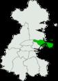 Dublin North East Dáil Éireann constituency.png