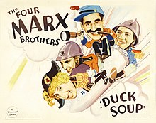 Duck Soup (1933 poster, Style B half sheet).jpeg