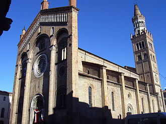 Crema, Lombardy - Crema Cathedral