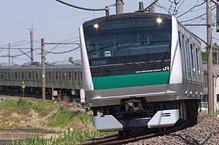 Kawagoe Line Railway line in Saitama prefecture, Japan