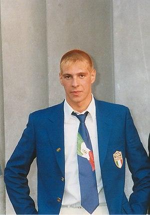 Emiliano Brembilla - Emiliano Brembilla, Atlanta 1996