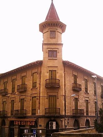 Tàrrega - Maimó house.