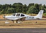 EGLK - Cirrus SR20 GTS - F-HCGA (29620196158).jpg