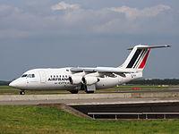 EI-RJH - RJ85 - Air France