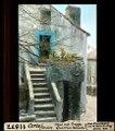 ETH-BIB-Corte, Corsica, Haus mit Treppe Quartier Calanche-Dia 247-11877.tif