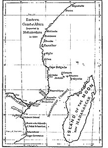 maritime archaeology of east africa wikipedia