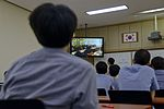 East meets West, South Korean students experience American culture through food 150710-F-BX159-001.jpg