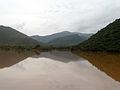 Eastern Ghats view near Bakkannapalem reservoir 01.JPG