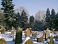 Eccleshall Road Cemetery - geograph.org.uk - 1573085.jpg
