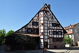 Kleinweidenmühle in Nürnberg