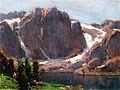 Edgar Payne Temple Crag, High Sierra Lake.jpg