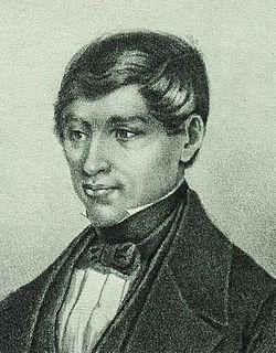 Eduard Blösch Swiss politician (1807-1866)