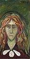 Edvard Munch - Caricature Portrait of Tulla Larsen.jpg