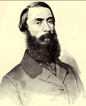 Edward C. Marshall - An 1852 engraving of Marshall by Louis Truly
