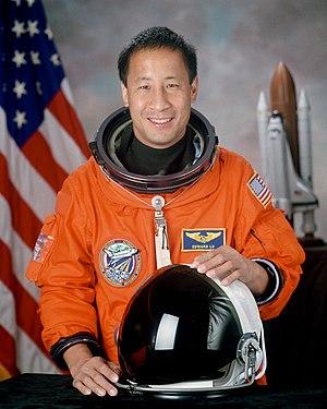 Edward Tsang Lu, American astronaut.