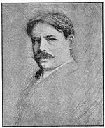 Portrait of Edward MacDowell